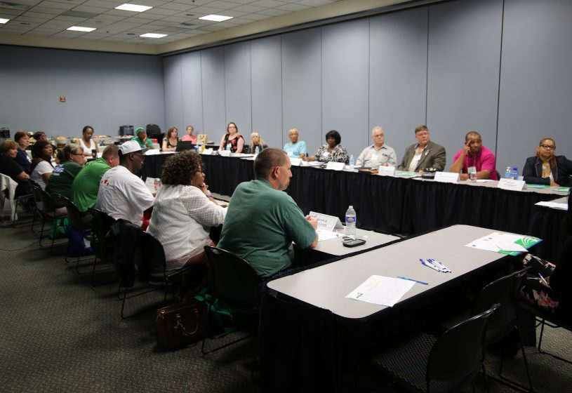 Council 13 hosts first ever AFSCME Activist Exchange
