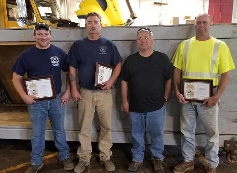 Workplace Heroes save fellow PennDOT brother