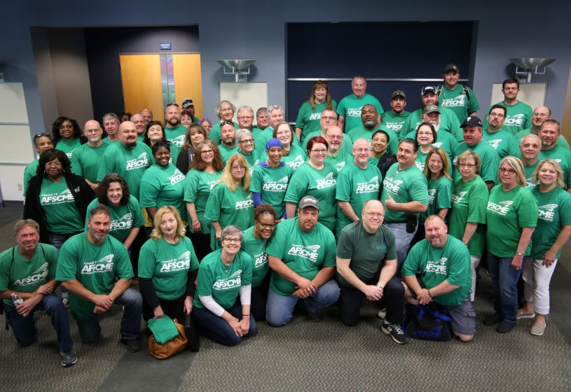 AFSCME Council 13 members ratify four-year contract with Commonwealth