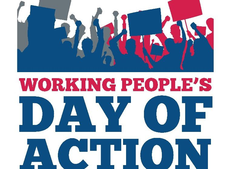 Working People's Day of Action: Philadelphia